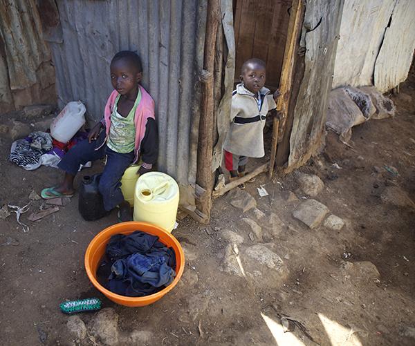Tushinde, Mathare