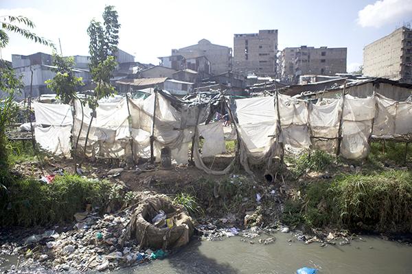Tushinde, Mathare Slums